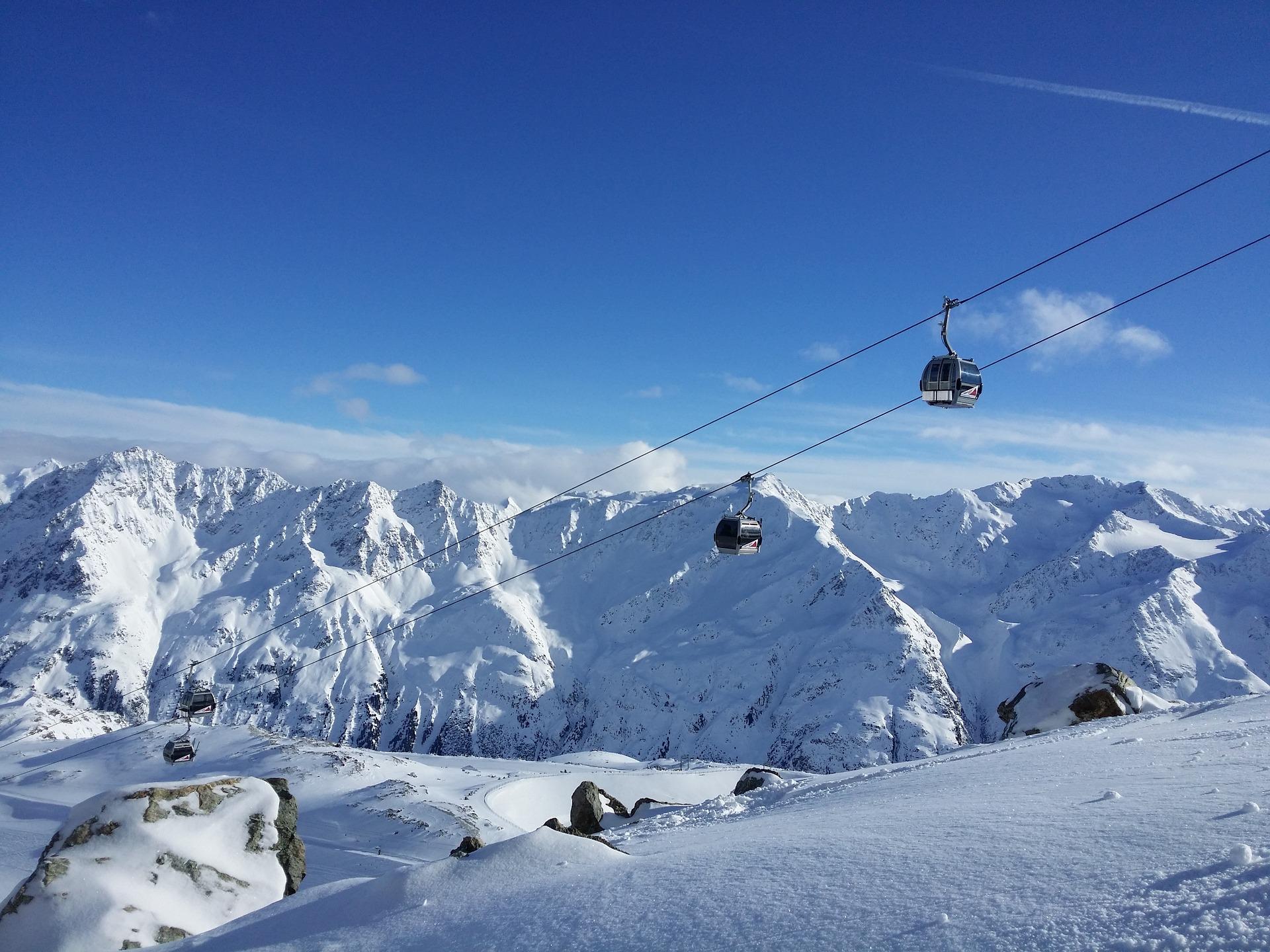 Die schönsten Langlaufloipen im Tiroler Ötztal